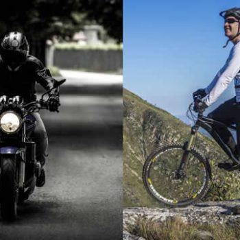 Motociclismo y Ciclismo